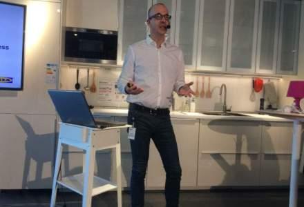 Noul retail manager IKEA Romania: Sfatul meu pentru concurenti? Sa fie complementari cu noi, sunt obisnuit sa conduc, nu sa urmez