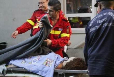 Marturii din infern: Traiesc o invazie de oameni arsi cerand ajutor; incendiul, de la 4 artificii