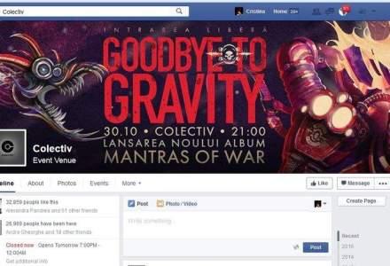 Doi chitaristi ai Goodbye to Gravity au murit in incendiul din Clubul Colectiv