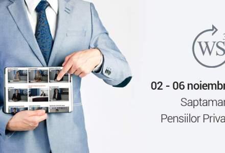 VIDEO. Saptamana pensiilor private la WALL-STREET 360