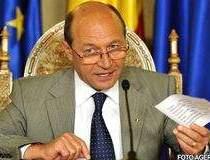 Basescu: Cota unica pe orice...