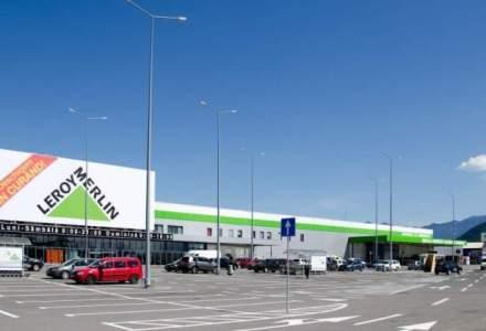 Leroy Merlin inchide al doilea magazin al retelei, in Pitesti, si analizeaza relocarea a inca doua spatii comerciale, dupa preluarea Baumax de anul trecut