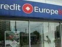 Credit Europe va inapoia...