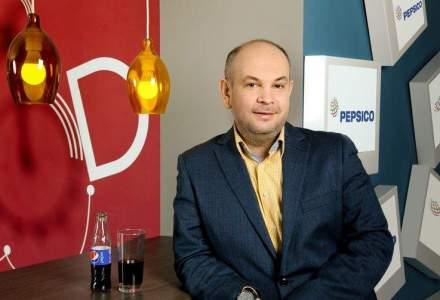 Calin Clej, PepsiCo: In vara am avut cel mai mare salt in vanzari de la un an la altul