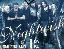 Trupa finlandeza Nightwish...