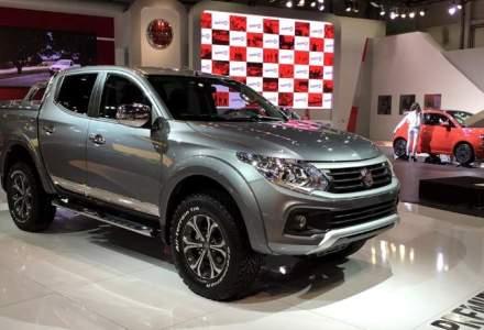 Fiat intra pe segmentul pick-up-urilor, prezinta modelul Fullback