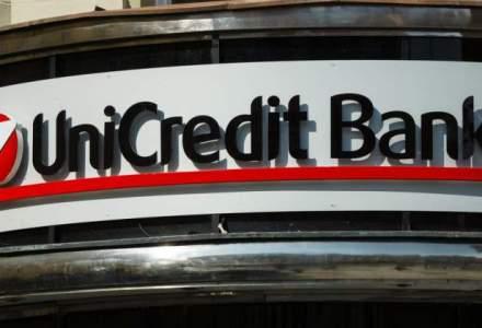 Profitul net consolidat al UniCredit Bank a crescut cu 14,3% la 9 luni