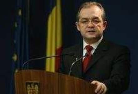 Boc: In septembrie vom lua o serie de masuri pentru sustinerea activitatii economice