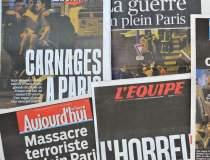 """""""Razboi in plin Paris"""": presa..."""