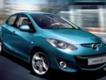 Mazda2 facelift va fi...