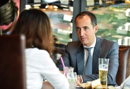 La pranz cu Geo Margescu: Incerc sa imi tratez partenerii de afaceri asa cum m-as trata pe mine insumi