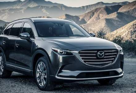 Mazda anunta un motor turbo pe benzina de 250 CP