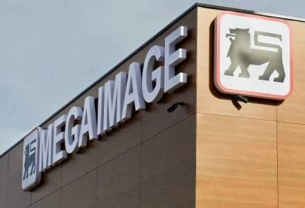 Mega Image a deschis sase magazine in Bucuresti