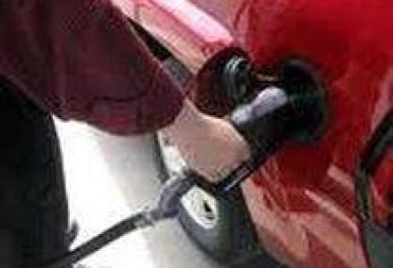 Dupa Petrom, si Rompetrol scumpeste carburantii
