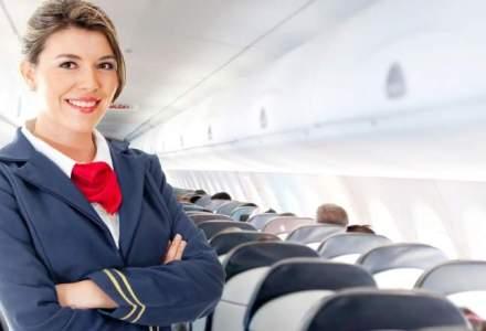 Joburi in aviatie: 4 companii aeriene fac angajari in urmatoarele 30 de zile