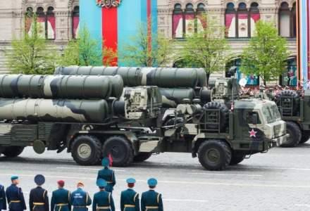 Vladimir Putin da SAH Turciei si NATO: cum se schimba regulile jocului dupa ce Rusia aduce S-400 Triumf in Siria