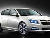 Noul hatchback Chevrolet...