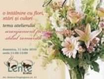 Cursuri de design floral, o...