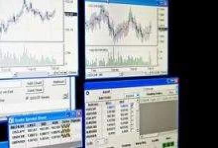 Volumul tranzactionat pe piata Forex a ajuns la 4 trilioane dolari