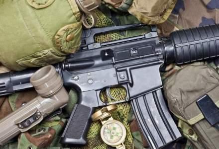 Armele folosite in atacurile de la Paris, fabricate in fosta Iugoslavie