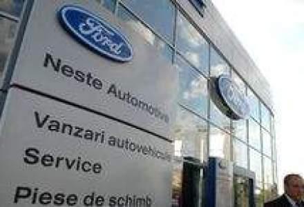 Ford negociaza extinderea unui parteneriat cu un constructor auto in afara Chinei
