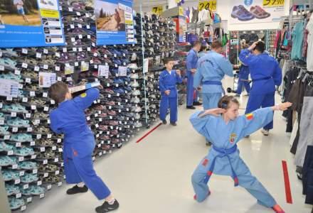 Decathlon deschide al 16-lea magazin din Romania in Targu Jiu