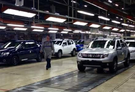 Uzina Dacia tinde spre automatizare: in 5 ani va ajunge la o rata de robotizare de 20%
