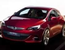 Opel dezvaluie modelul GTC Paris