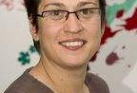 Sefa pe HR a Coca-Cola HBC, promovata director functional de rewards pentru 28 de tari