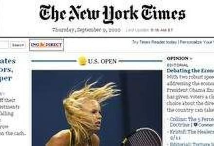 Presedintele New York Times: Vom renunta la versiunea print, in viitor