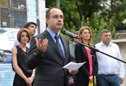 Cristian Busoi, desemnat candidatul PNL pentru Primaria Capitalei de organizatia Bucuresti