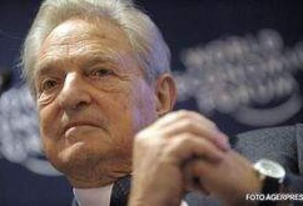 Soros: Pretul aurului ar putea creste, insa nu este o investitie sigura