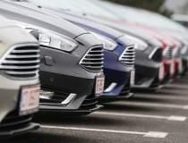Piata auto din Romania, cea...