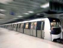 Incident la statia de metrou...