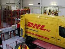 DHL, 1 MIL. euro intr-un...