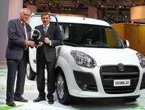 Noul Fiat Doblo Cargo a fost...