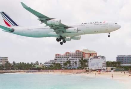 Un avion de pasageri al Air France a aterizat de urgenta in Kenya