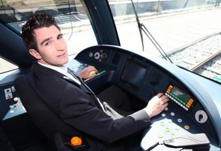 DB Schenker Rail Romania: Tinerii pasionati de trenuri aleg meseria de mecanic de locomotiva si castiga peste 500 de euro