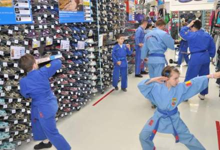 Decathlon deschide in 29 decembrie cel de-al 17-lea magazin din Romania, in zona centrului comercial Baneasa