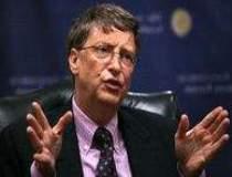 Bill Gates, cel mai bogat...