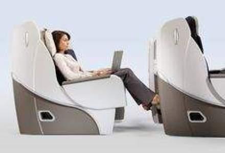 Air France isi imbunatateste serviciile la clasa business. Afla care sunt noutatile