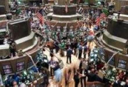 Bursele din SUA au inchis sedinta de ieri in scadere cu 0,8%