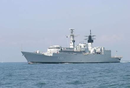Nava amiral a Politiei de Frontiera va supraveghea frontierele Europei din Marea Mediterana