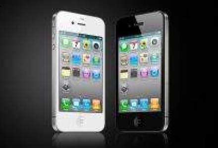 Orange: Modelul de 16 GB al iPhone 4, campion la comenzi