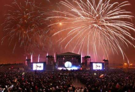 Revelionul din Piata Constitutiei nu mai are loc. Strangea 60.000 de oameni