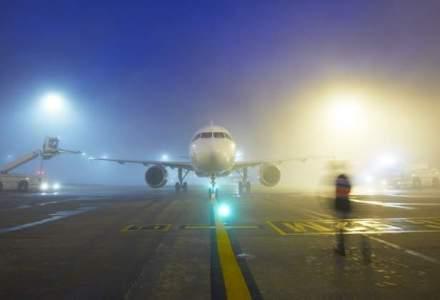 Sute de curse aeriene, anulate la Istanbul din cauza ninsorilor abundente
