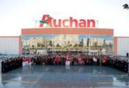 Auchan negociaza cu Bel Rom dezvoltarea unui magazin in Electroputere Shopping Center Craiova