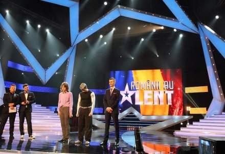 "Clasamentul celor mai vizionate emisiuni de divertisment in 2015: ""Romanii au talent"", pe primul loc"