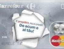 Carrefour introduce carduri...