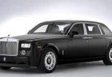 Fantomele nu au frane: BMW recheama la service 5.800 de Rolls-Royce Phantom